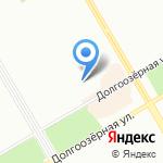 Вирион на карте Санкт-Петербурга