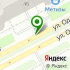 Местоположение компании Невский простор