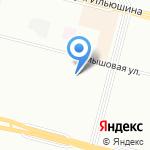 Детский сад №83 на карте Санкт-Петербурга