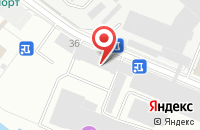 Схема проезда до компании Петрокруинг в Санкт-Петербурге