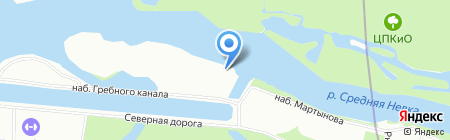 Le Cristal на карте Санкт-Петербурга