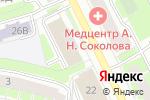 Схема проезда до компании Гладиатор в Санкт-Петербурге