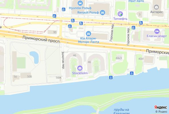 жилой комплекс Stockholm