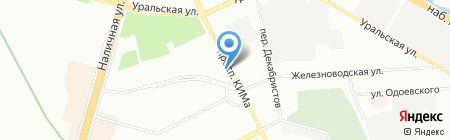 АКВААРТ ГРУП на карте Санкт-Петербурга