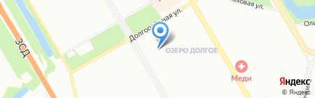 Средняя общеобразовательная школа №38 с дошкольным отделением на карте Санкт-Петербурга