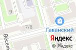 Схема проезда до компании Продуктовый магазин эконом-класса в Санкт-Петербурге