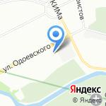 Петербургская комплексная геологическая экспедиция на карте Санкт-Петербурга