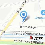 Хмелко на карте Санкт-Петербурга