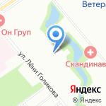 Школа №502 на карте Санкт-Петербурга