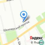 Мебель-Маркет на карте Санкт-Петербурга