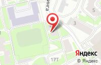 Схема проезда до компании Первая Энергетическая компания в Санкт-Петербурге