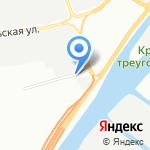 Стройметаллинвест на карте Санкт-Петербурга