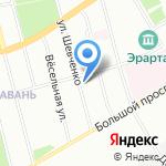 ПРОФИЛАБ на карте Санкт-Петербурга