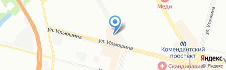 Gramix.ru на карте Санкт-Петербурга