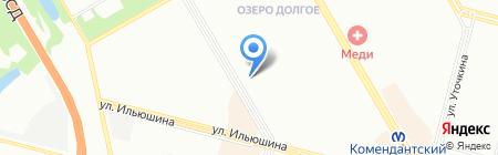 Королевство техники на карте Санкт-Петербурга