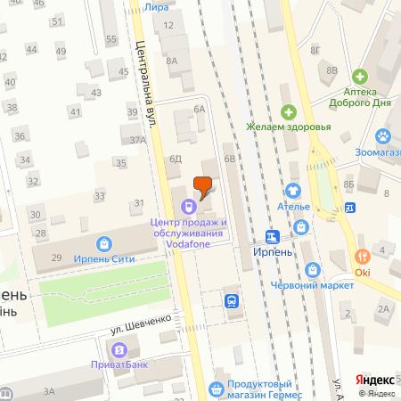 Центральна вул., 6