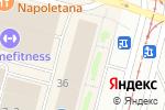 Схема проезда до компании Катюша и Андрюша в Санкт-Петербурге