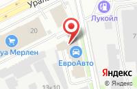 Схема проезда до компании Аско в Санкт-Петербурге