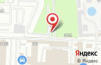 Схема проезда до компании Терминал Экспресс в Санкт-Петербурге