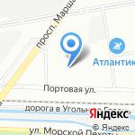 G-Energy на карте Санкт-Петербурга