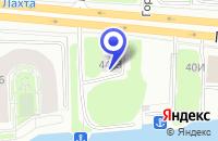 Схема проезда до компании ТФ ГУРМАН в Приморске