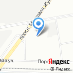 Авто Л.С. на карте Санкт-Петербурга