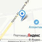Авто Трейдер на карте Санкт-Петербурга