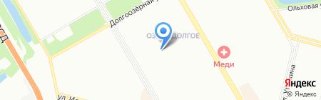 Детский сад №51 на карте Санкт-Петербурга