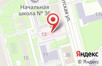 Схема проезда до компании ЗД-Медиагрупп в Санкт-Петербурге