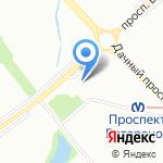 InPost на карте Санкт-Петербурга