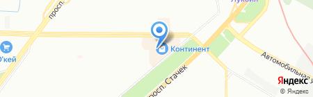 Сладкие чувства на карте Санкт-Петербурга