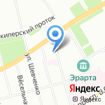 Русский Кейтеринг на карте Санкт-Петербурга