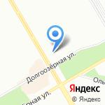 Городской центр ветеринарной диагностики и репродукции на карте Санкт-Петербурга