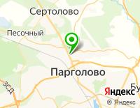 Карта проезда в компанию АвтоДетали (Осиновая роща)