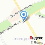 Кайрос на карте Санкт-Петербурга