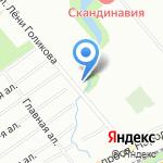 Дентал СПА на карте Санкт-Петербурга