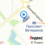 Bonfutur на карте Санкт-Петербурга