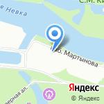 Pyrostore на карте Санкт-Петербурга