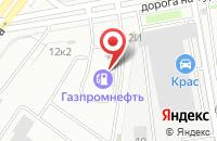 Схема проезда до компании Транс-Знак в Санкт-Петербурге