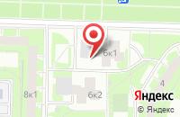Схема проезда до компании Аксель в Санкт-Петербурге