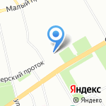 Respect на карте Санкт-Петербурга