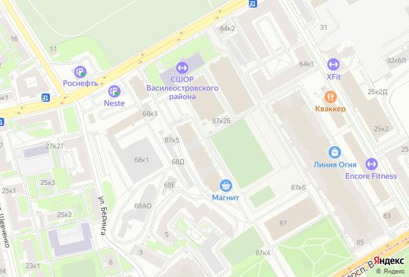 жилой комплекс Клубные апартаменты Next