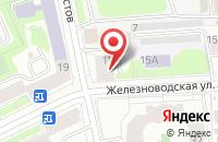 Схема проезда до компании Винт в Санкт-Петербурге