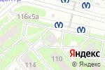 Схема проезда до компании Планета Здоровья в Санкт-Петербурге