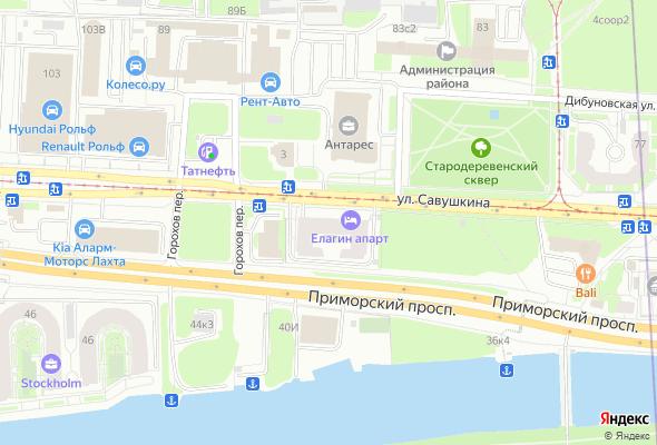 купить квартиру в ЖК Елагин Апарт