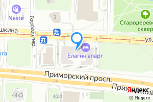Снять студию в Санкт-Петербурге ул. Савушкина, 104
