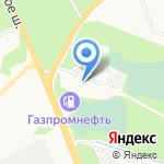 VitoCars на карте Санкт-Петербурга