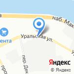АСП-Принт на карте Санкт-Петербурга