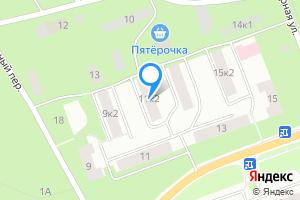 Однокомнатная квартира в Сертолово посёлок Парголово, Санкт-Петербург, Приозерское шоссе, 11к2