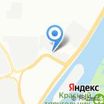Поисково-спасательная служба Санкт-Петербурга на карте Санкт-Петербурга